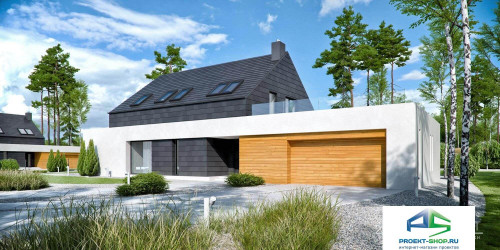 Типовой проект жилого дома k50