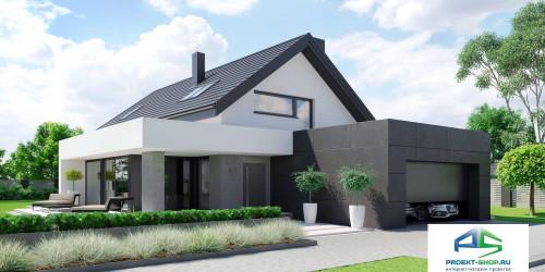 Типовой проект жилого дома k51