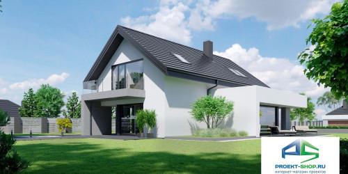 Типовой проект жилого дома k56