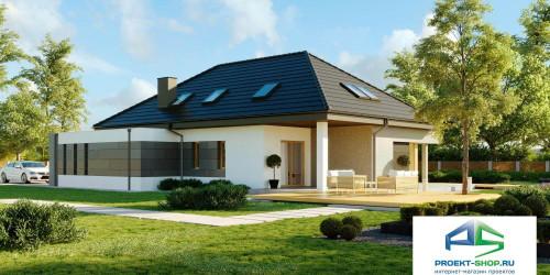 Типовой проект жилого дома k57