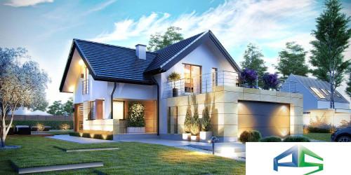 Типовой проект жилого дома k7