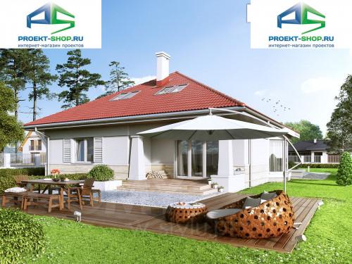 Типовой проект жилого дома 1-02