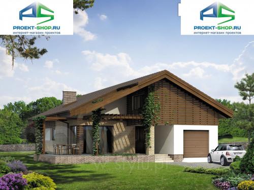 Проект дома 1-03