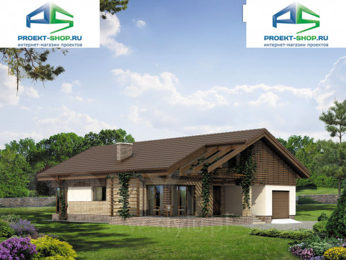 Типовой проект жилого дома 1-03