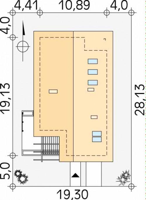 Планировка проекта 1-03