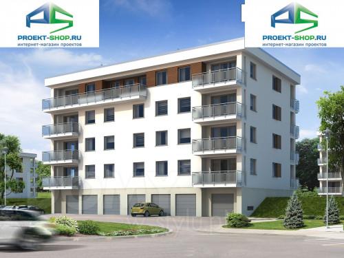 Типовой проект жилого дома 1-10