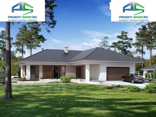 Типовой проект жилого дома 1-13