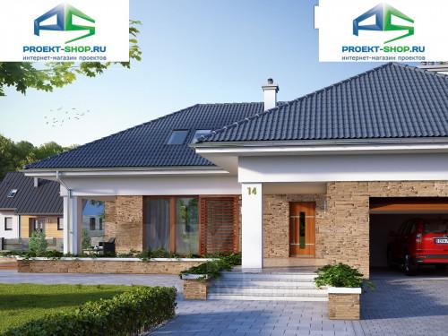 Типовой проект жилого дома 1-14
