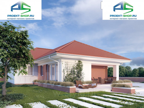 Типовой проект жилого дома 1-17