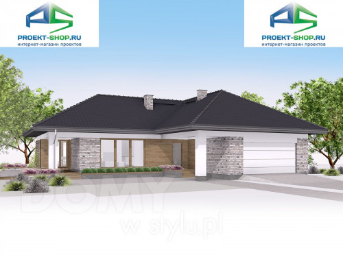 Типовой проект жилого дома 1-18