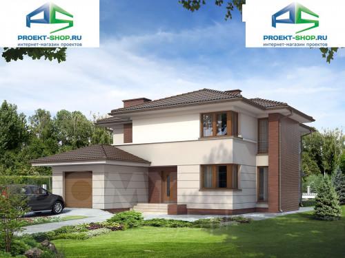Типовой проект жилого дома 1-21