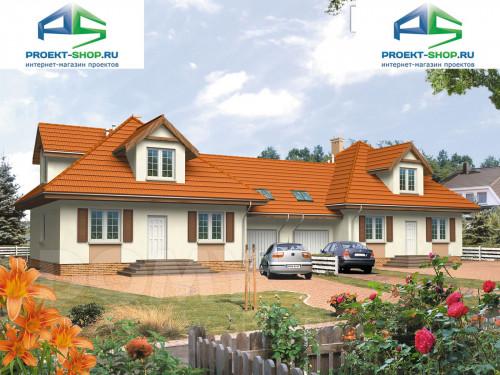Типовой проект жилого дома 1-23
