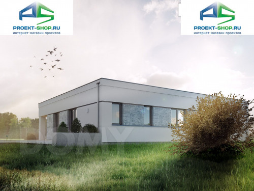 Типовой проект жилого дома 1-24