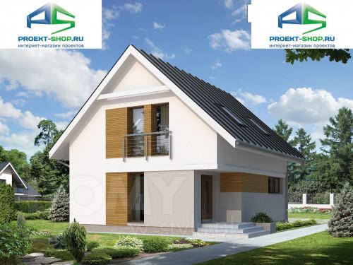 Типовой проект жилого дома 1-25
