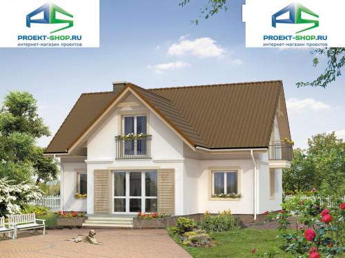 Типовой проект жилого дома 1-27