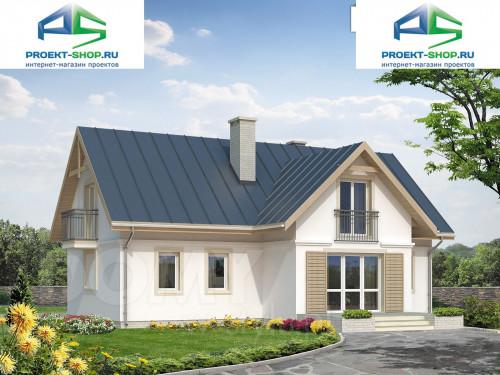 Типовой проект жилого дома 1-28