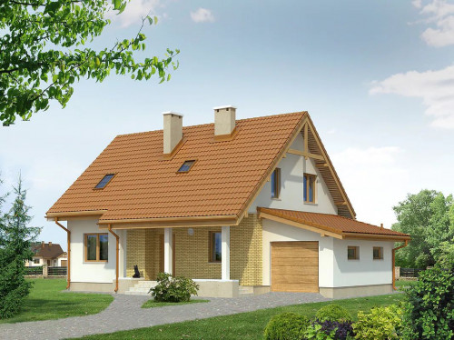 Проект дома 1-33