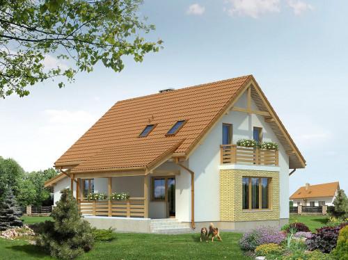 Типовой проект жилого дома 1-33