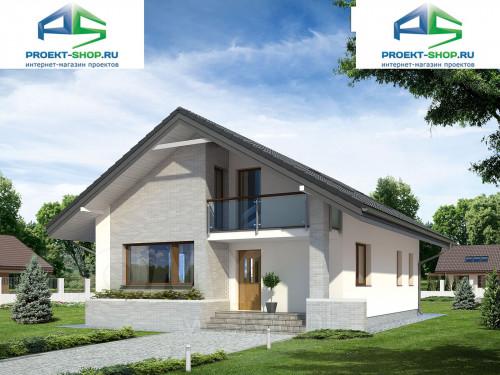 Типовой проект жилого дома 1-40