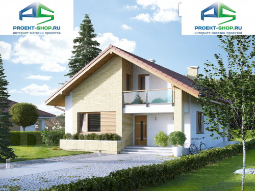 Проект дома 1-41