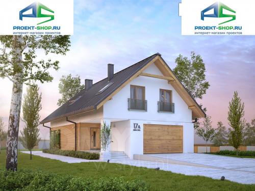 Проект дома 1-44