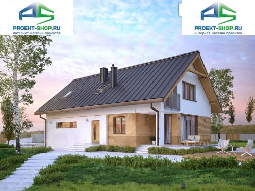 Типовой проект жилого дома 1-44