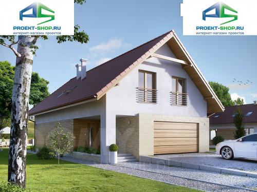 Проект дома 1-45