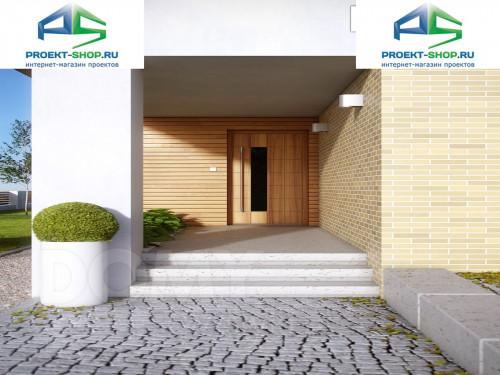 Типовой проект жилого дома 1-45