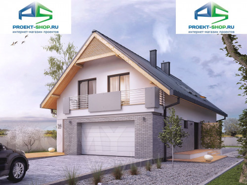 Проект дома 1-46