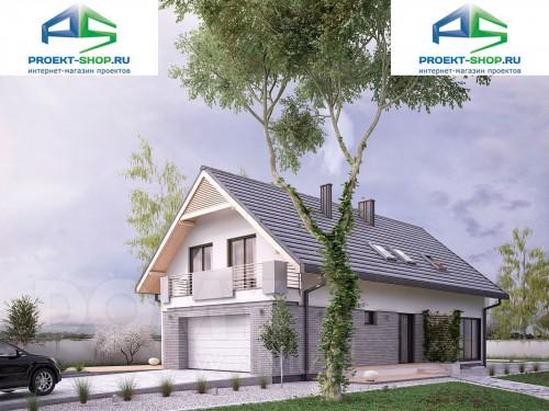 Типовой проект жилого дома 1-46