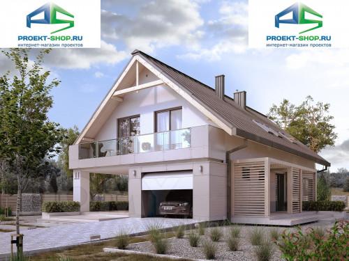 Проект дома 1-47