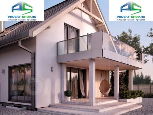 Типовой проект жилого дома 1-47