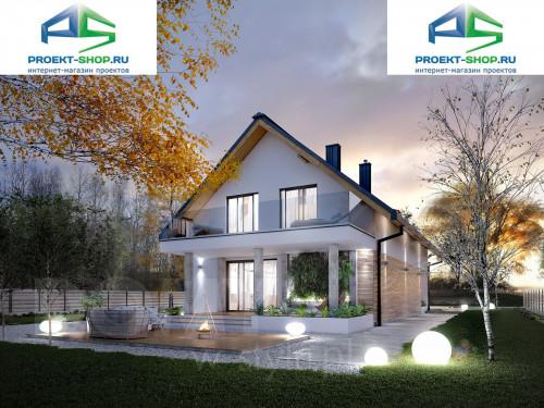 Проект дома 1-48