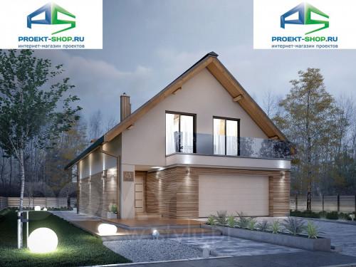 Типовой проект жилого дома 1-48