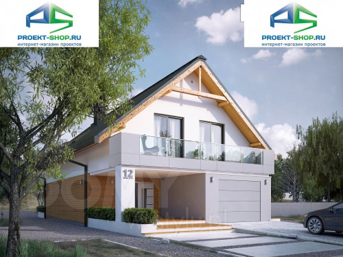 Проект дома 1-49