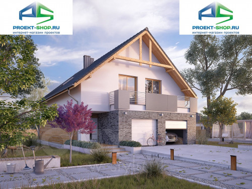 Проект дома 1-50