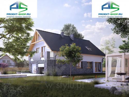 Типовой проект жилого дома 1-50