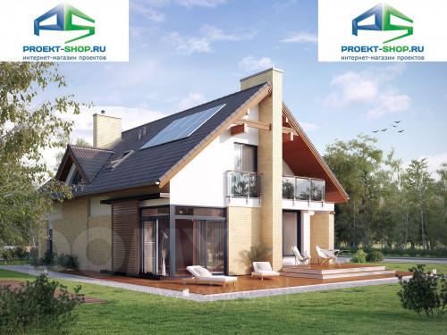 Типовой проект жилого дома 1-52