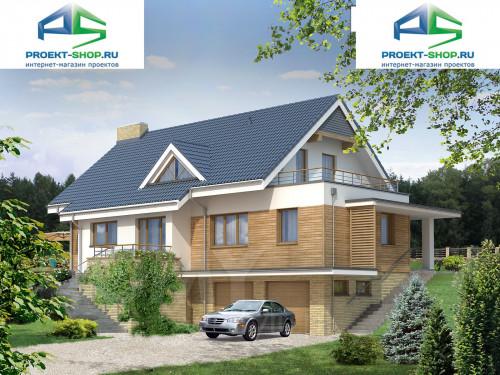 Проект дома 1-54