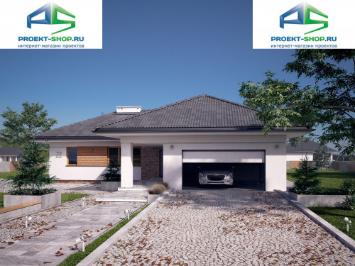 Проект дома 1-56