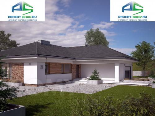 Типовой проект жилого дома 1-56