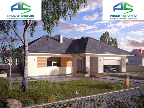 Проект дома 1-57