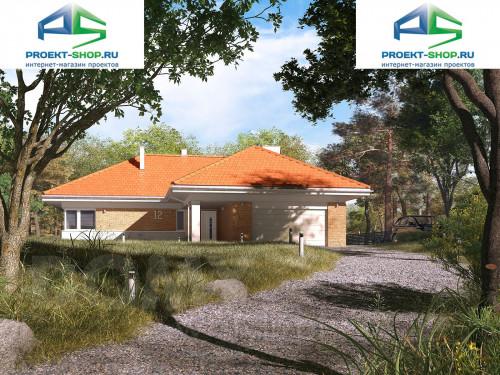 Проект дома 1-58