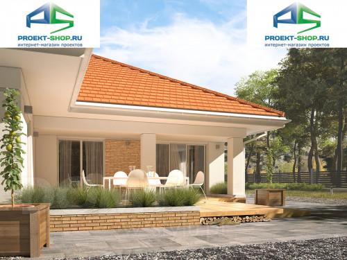 Типовой проект жилого дома 1-58