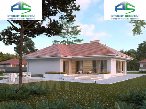 Типовой проект жилого дома 1-59