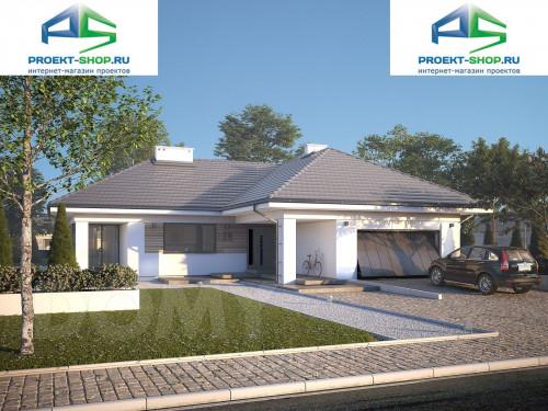 Проект дома 1-60