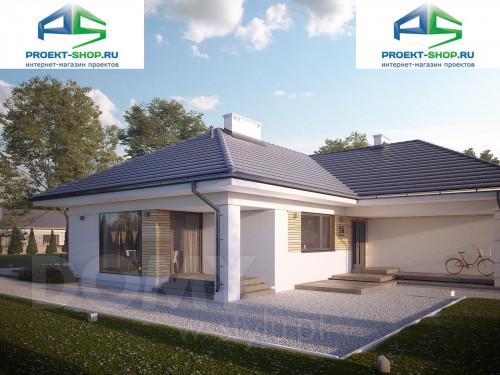 Типовой проект жилого дома 1-60