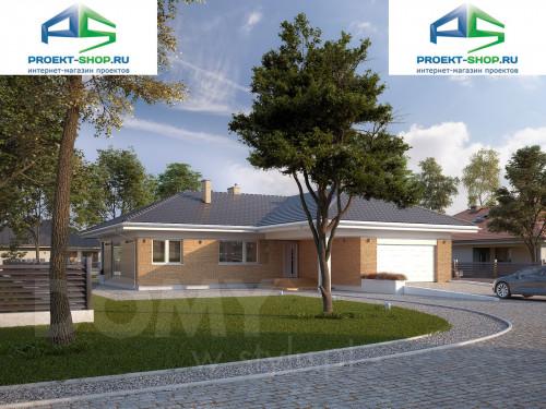 Проект дома 1-61
