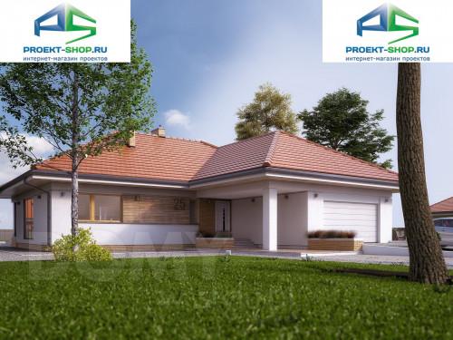 Проект дома 1-62