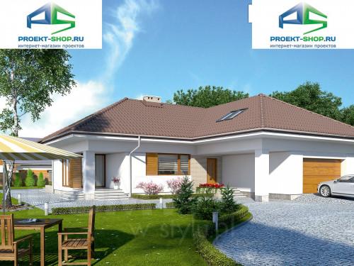 Проект дома 1-63